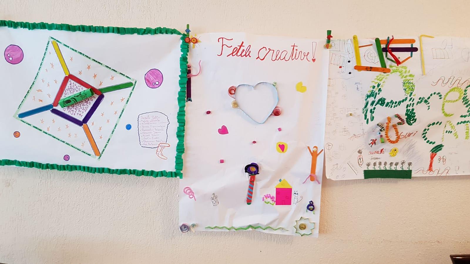 Ateliere copii Azuga