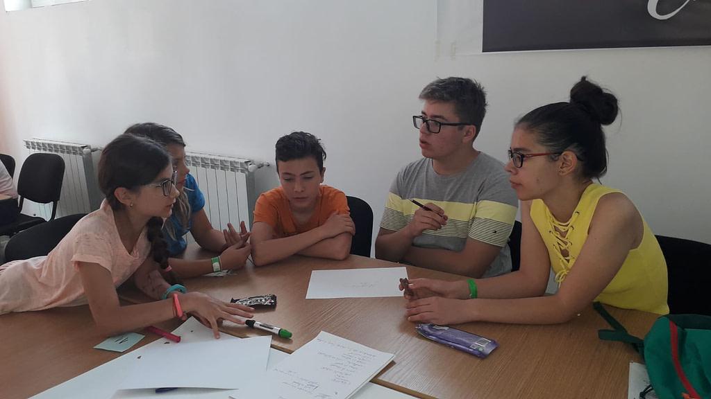 Tabara dezvoltare personala adolescenti