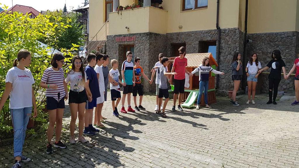 Bootcamp copii Baile Olanesti