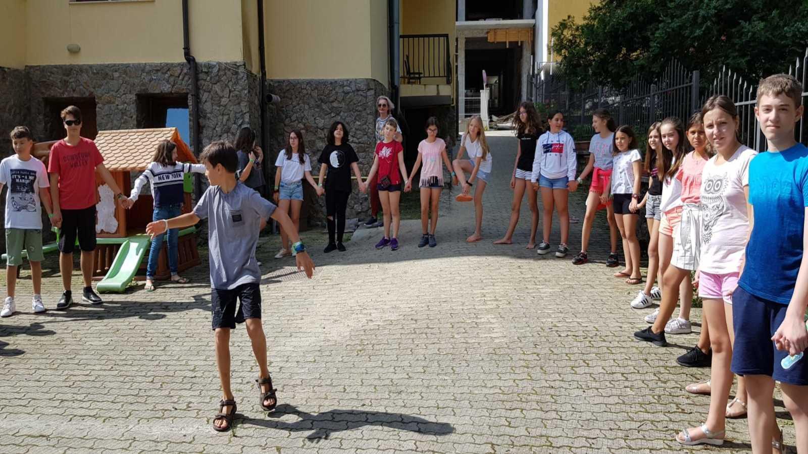 Bootcamp adolescenti Baile Olanesti