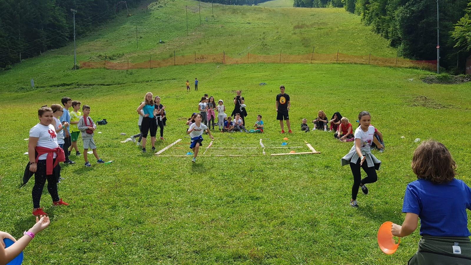 Bootcamp copii Azuga