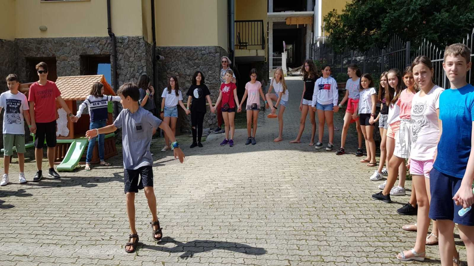 Tabara copii Baile Olanesti