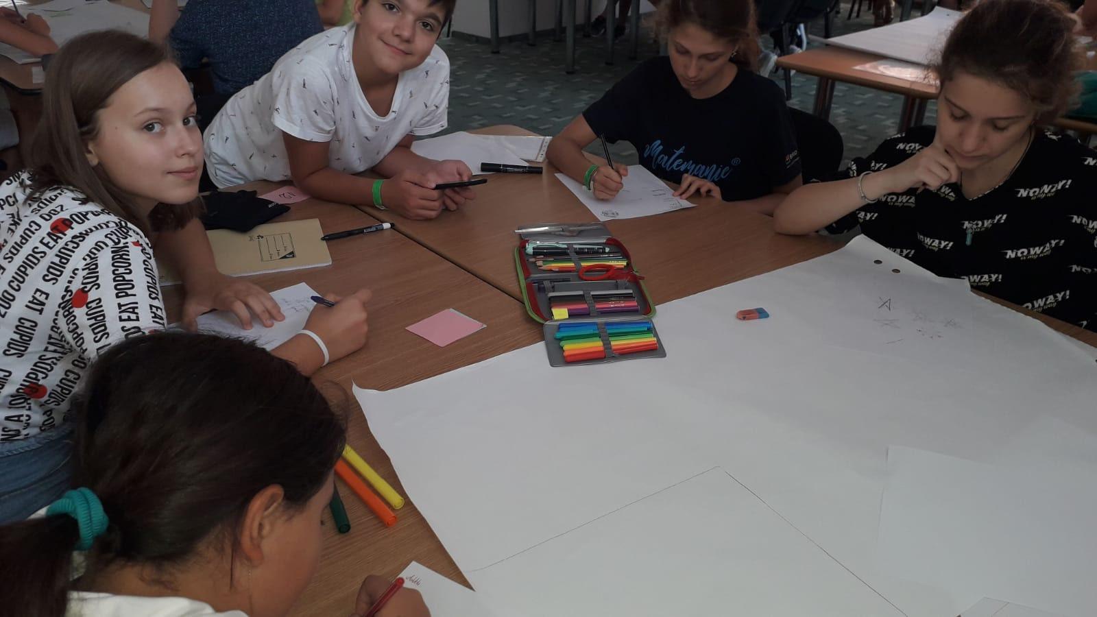 Training pentru copii Bucuresti