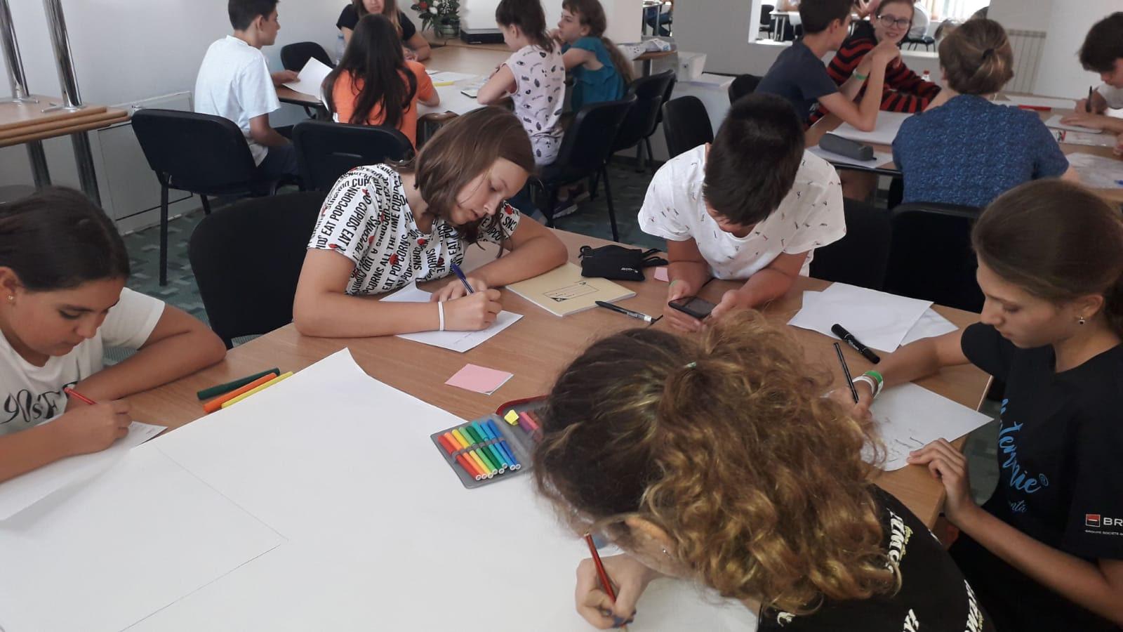 Workshop dezvoltare personala copii